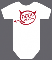 DEVIL INSIDE BODYSUIT - INSPIRED BY TOM ELLIS LUCIFER